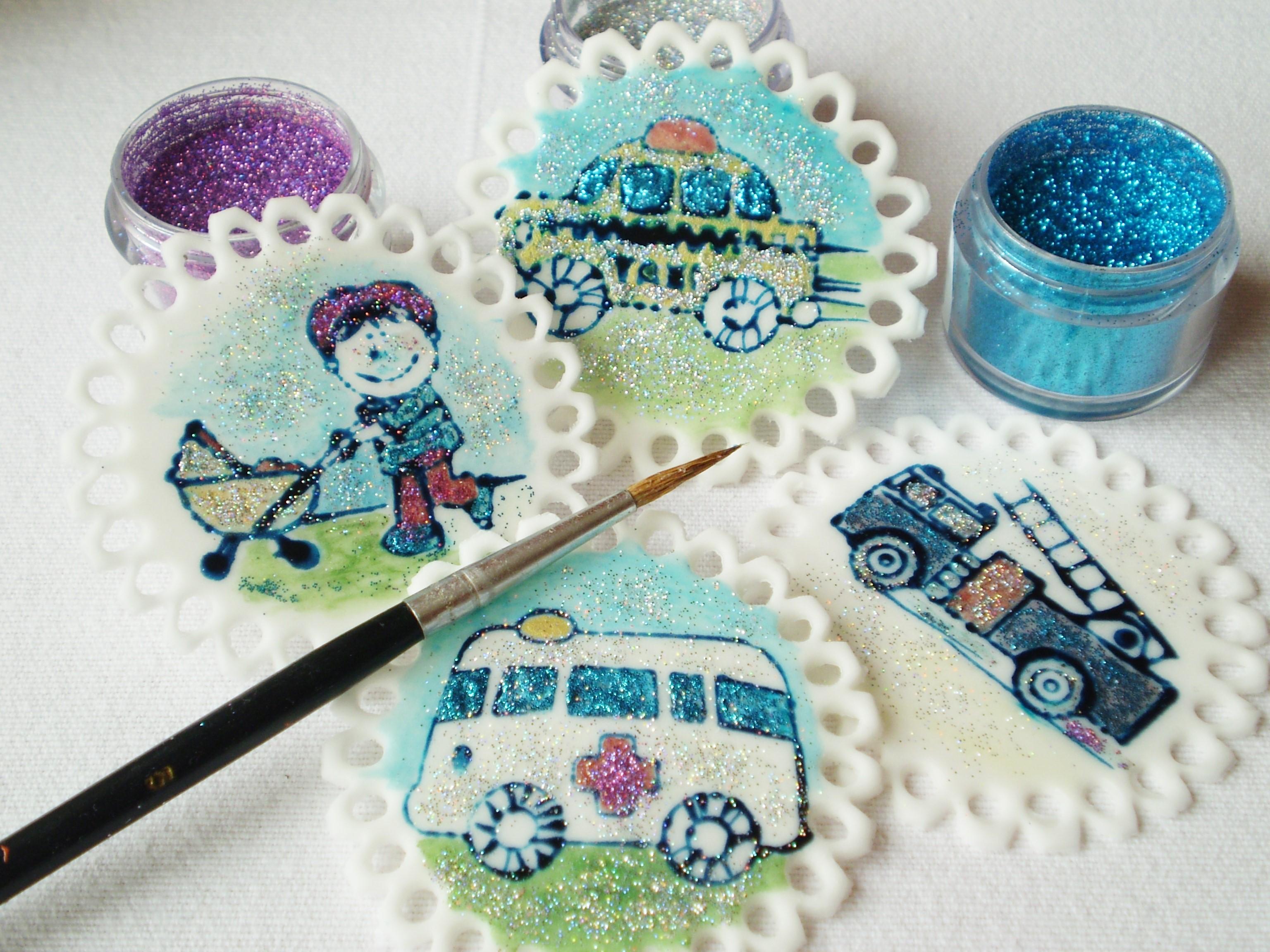 Tortičky na detskú oslavu