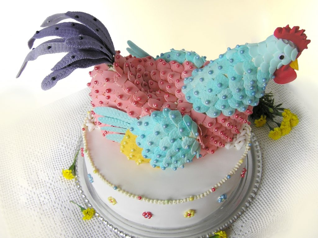torta kohútik
